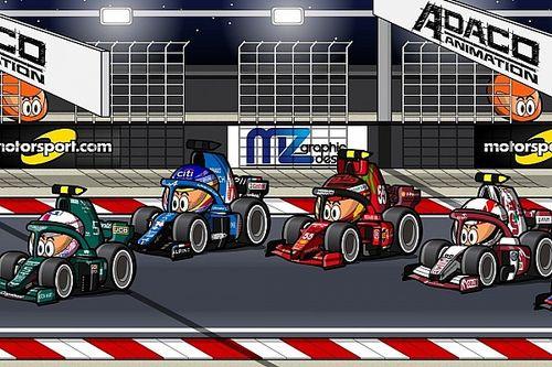 Vídeo: la pretemporada 2021 de F1, por MiniDrivers