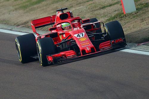 Tes di Fiorano Berguna untuk Para Pembalap Ferrari