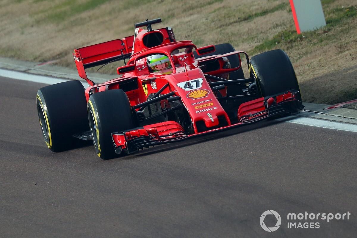 """Mekies: """"Ferrari ve sürücüler için çok faydalı bir test oldu"""""""