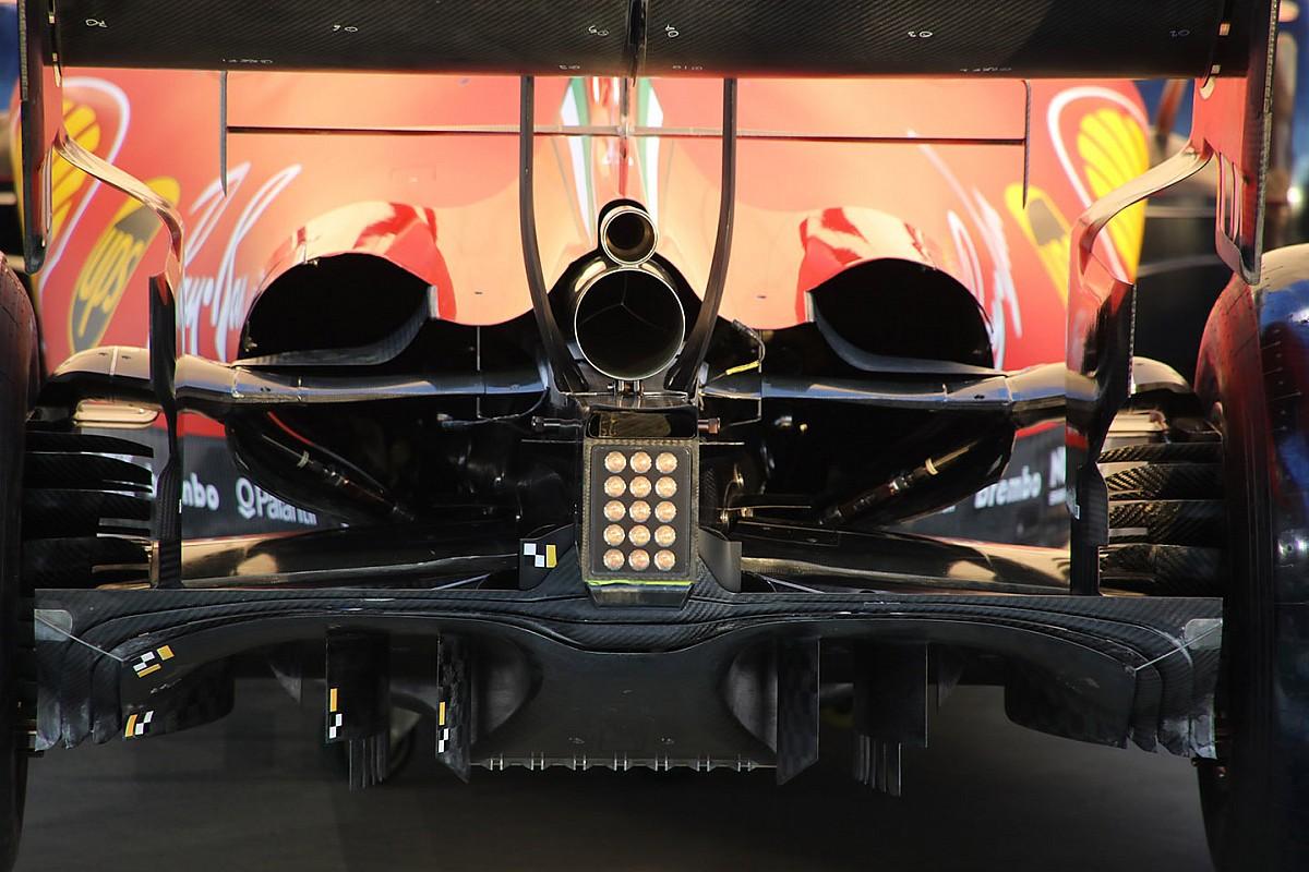 Los detalles de los F1 en el GP de Bahrein 2020