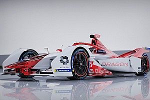 Dragon reveals striking new livery for 2020/21 FE season