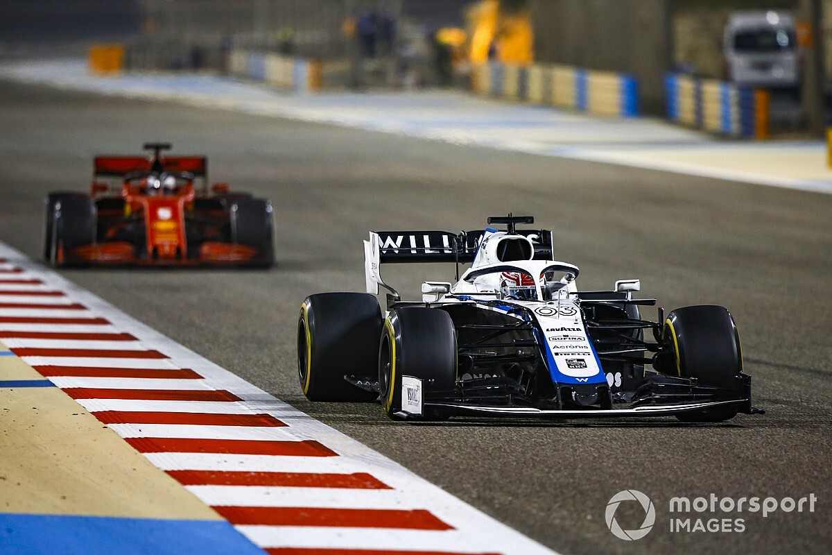 Russell: Luchar con Vettel en carrera me hizo un mejor piloto