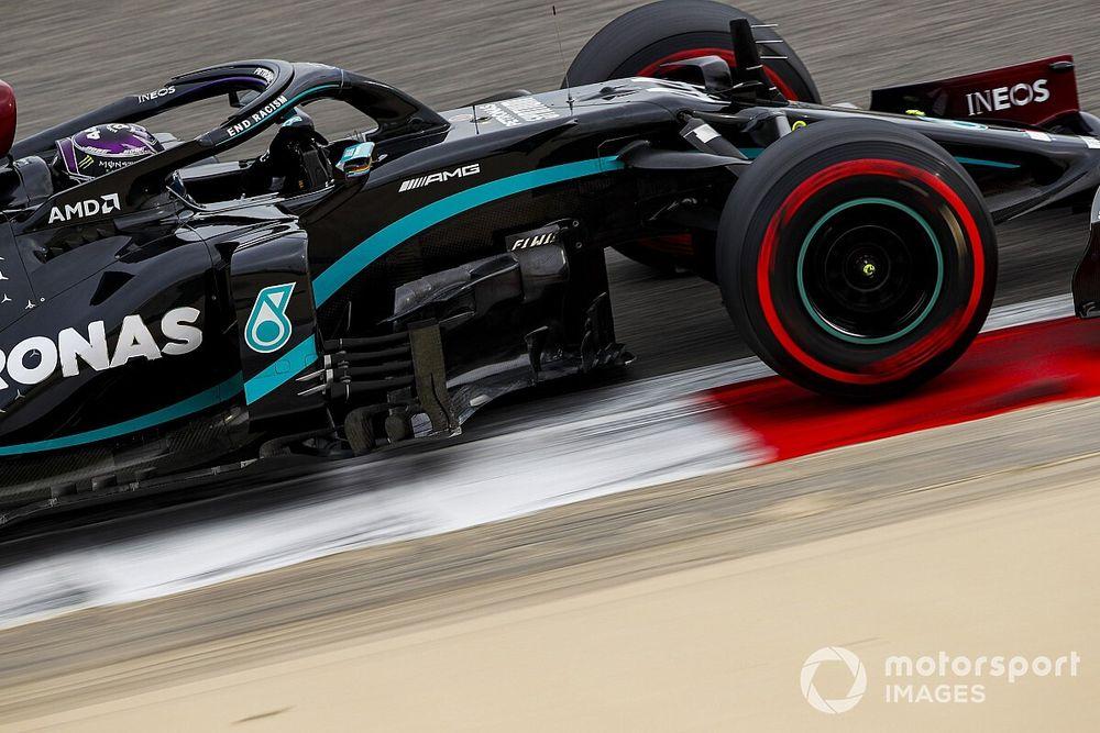 【動画】2020年F1第15戦バーレーンGP予選ハイライト