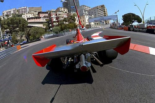 Inside story of the epic Alesi Ferrari F1 Monaco video