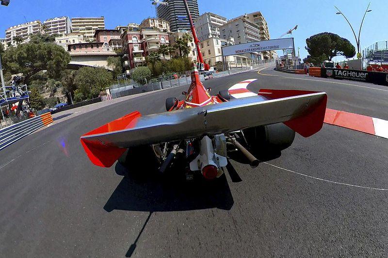 L'histoire derrière l'incroyable vidéo d'Alesi dans la Ferrari à Monaco