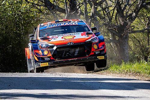 WRC, Rally Croazia, PS13: Neuville suona la carica
