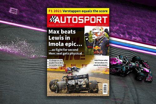 Magazine: Verstappen beats Hamilton in Imola epic