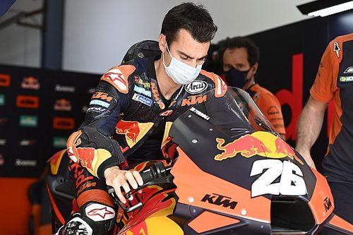 Pedrosa, Misano'da MotoGP'ye geri dönmeye hazırlanıyor