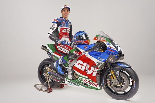 MotoGP: Álex Márquez sofre pequena fratura no pé durante pré-temporada no Catar