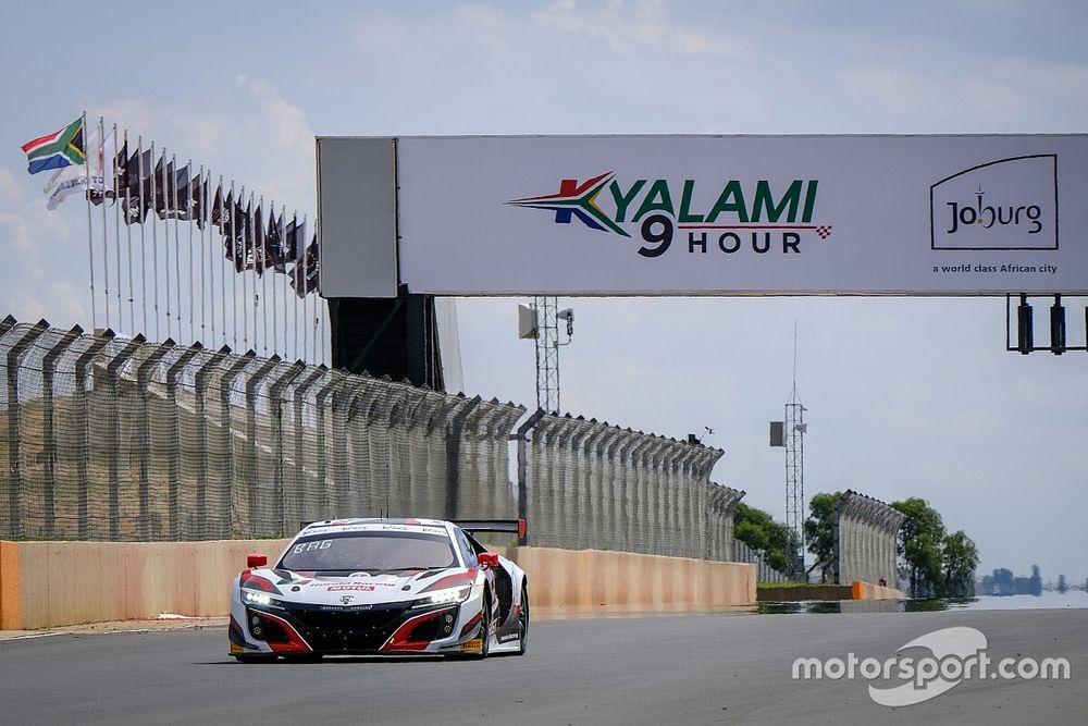 9h Kyalami: Honda al comando a metà gara, disastro Bentley