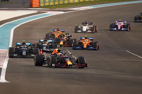 F1アブダビGP決勝速報:フェルスタッペン完勝! 16秒差をつけ今季2勝目