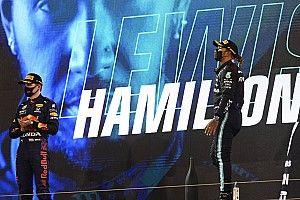 Verstappen vs Hamilton : ce que disait le règlement