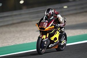 Moto2, Qatar: Lowes domina, Di Giannantonio sul podio!
