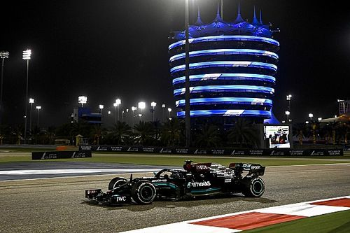 """F1: Hamilton diz que GP do Bahrein foi uma das """"corridas mais difíceis"""" em um bom tempo"""
