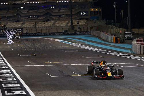 Horner Klaim Verstappen di Daftar Teratas Mercedes