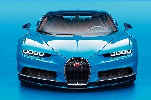 Bugatti Tarik 77 Unit Mobil Terkait Dua Problem Potensial