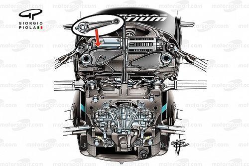 Mercedes, 2021 testi için Abu Dhabi GP performansından feragat mı etti?