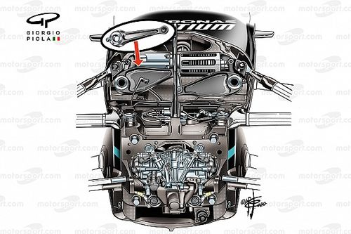 ¿Sacrificó Mercedes el GP de Abu Dhabi por probar para 2021?