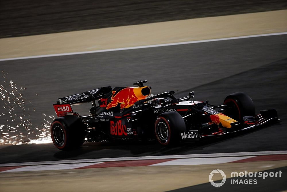 萨基尔大奖赛FP3:维斯塔潘最快,领先博塔斯