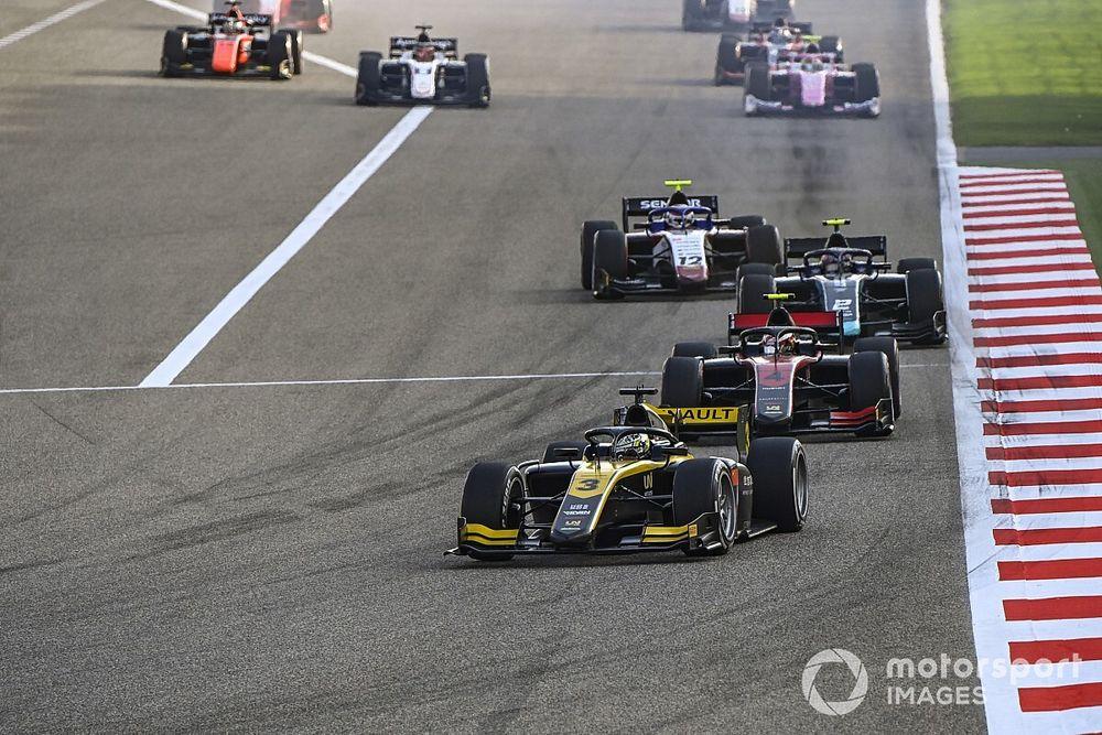 Bahreyn'de yapılacak F2 testinin sürücü kadroları açıklandı