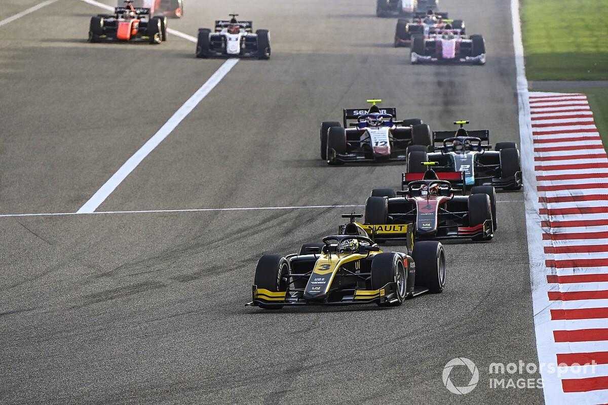 Formula 2 reveals entry list for Bahrain post-season test