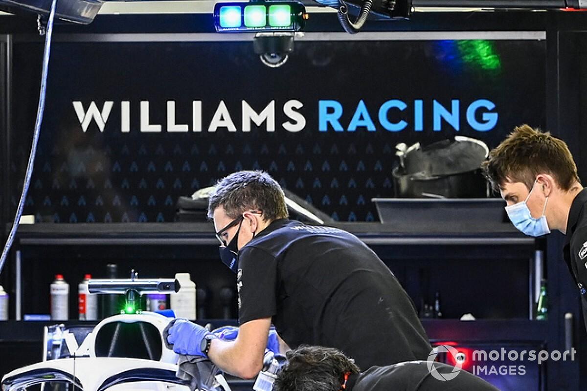 ويليامز تعلن موعد إزاحة الستار عن سيارتها لموسم 2021