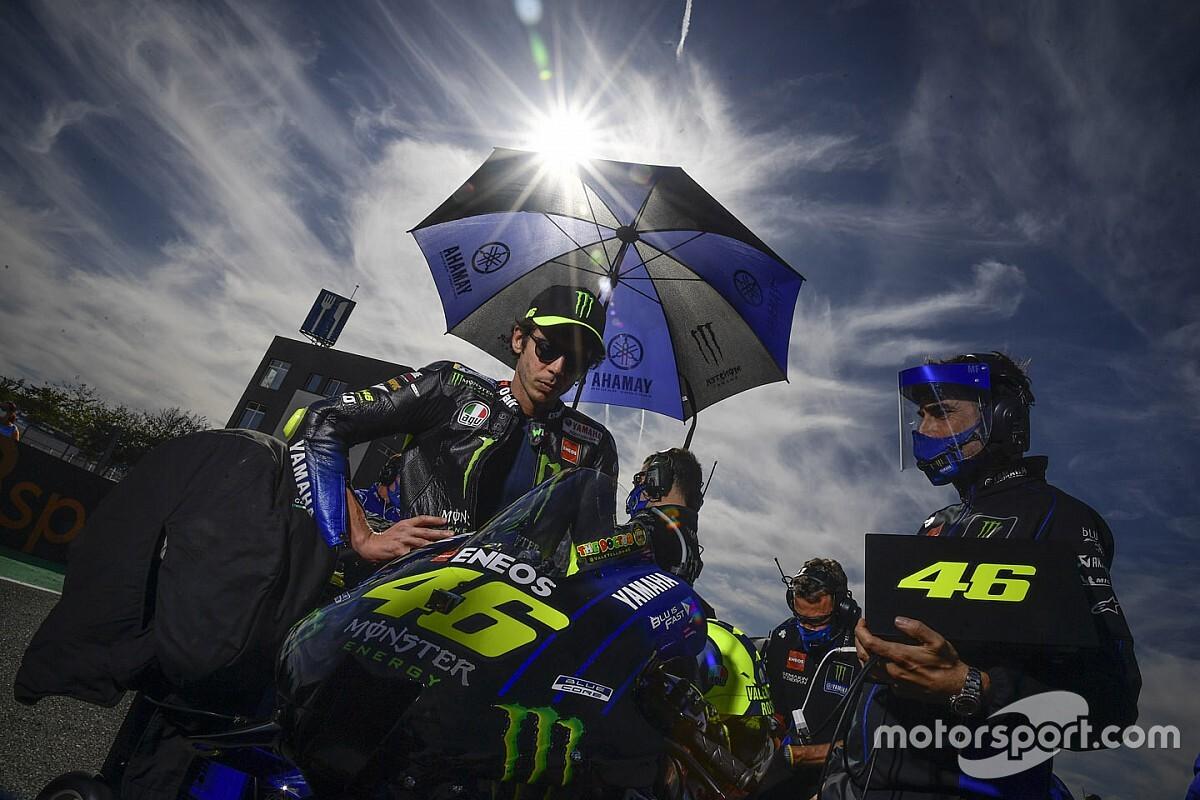 Valentino Rossi dan Gairah Balap yang Masih Terus Membara