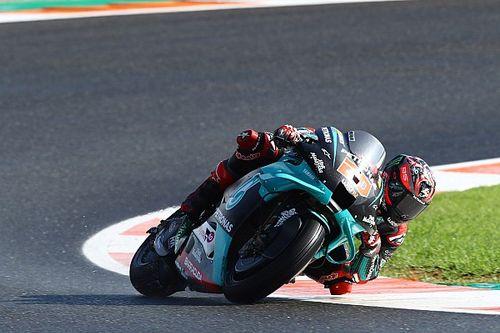 Quartararo: MotoGP title over if I don't take risks in European GP