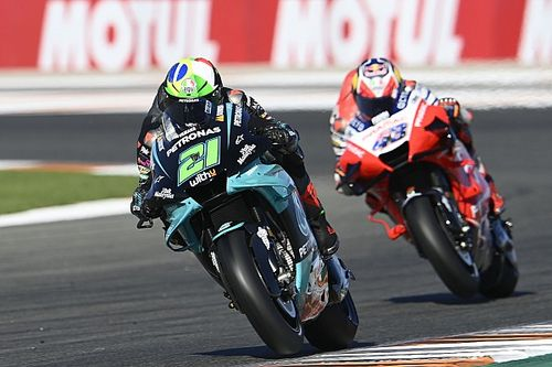 "Morbidelli na derde overwinning: ""De beste race uit m'n carrière"""
