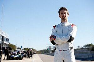 Grosjean Tak Pernah Pikirkan Pensiun Usai Alami Insiden Besar