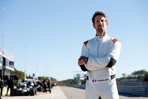Grosjean Punya Beban Besar Tampil Bagus di IndyCar