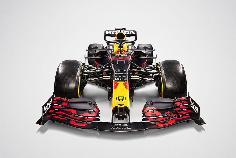 Red Bull: ecco le prime immagini della RB16B