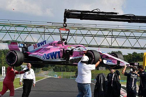 GALERIA: las imágenes de los test de F1 en el Hungaroring