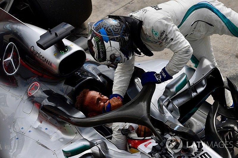 Mercedes veut éviter au maximum les consignes d'équipe