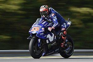 Виньялес стал быстрейшим по итогам первой тренировки MotoGP в Сильверстоуне