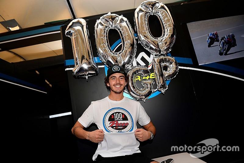 Mondiale Moto2 2018: Bagnaia porta a 19 punti il vantaggio su Oliveira