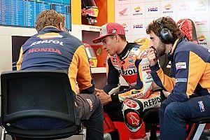 Après un début difficile, Márquez salut la réactivité de son équipe