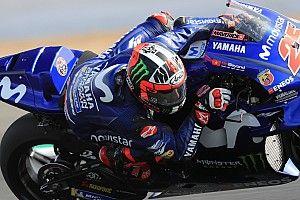 Estoy recuperando las sensaciones de cuando llegué a Yamaha, dice Viñales