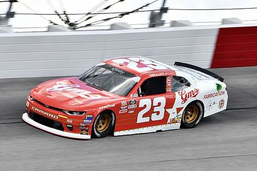 Two Xfinity Series car chiefs ejected by NASCAR from Darlington