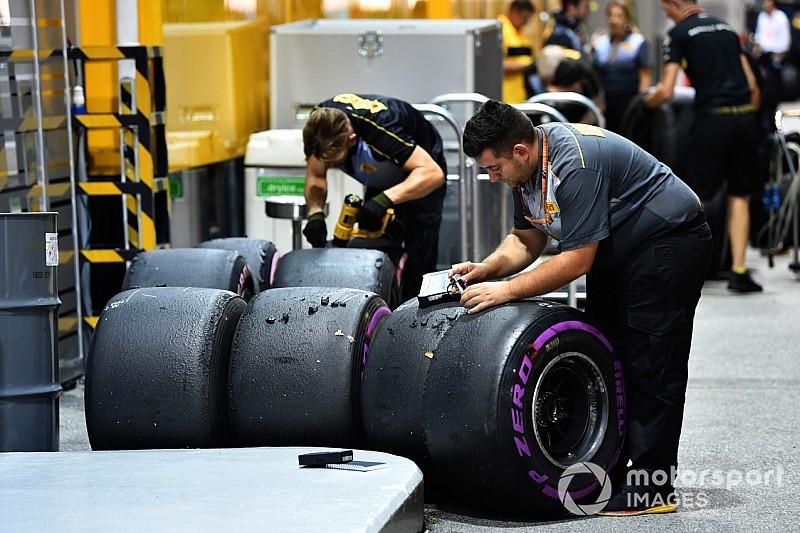 A Pirelli megoldásokat keres, miután Szingapúrban a pilótáknak túlságosan figyelniük kellett a gumikra
