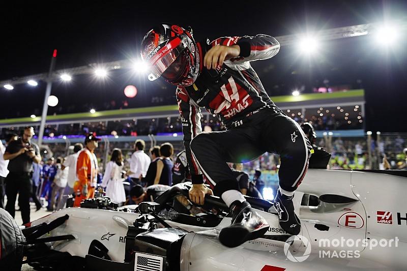 Haas, pilot kararını Japonya GP'ye kadar açıklayacak