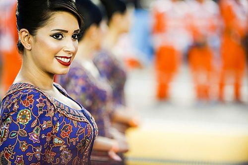 Szingapúri Nagydíj a kulisszák mögött: Rajtrács, készülődés, rajtrácslányok...