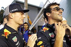 Ricciardo majdnem bokasérülést szenvedett: nagy nevetés lett a vége (videó)