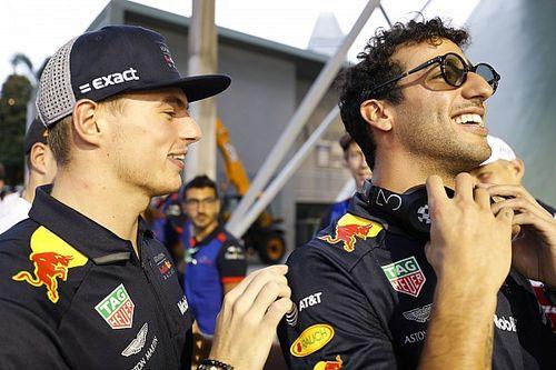 Ricciardo arra várt, hogy valaki megmondja, mit csináljon