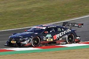 Juncandella gana de forma dominante en Brands Hatch