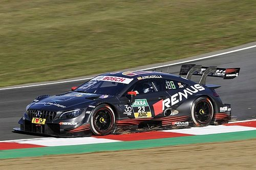 Brands Hatch DTM: Juncadella ilk zaferini kazandı