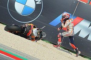 """Le sprint de Márquez, """"encore plus rapide qu'un tour de rentrée""""!"""