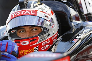 "Rahal on IMS test: IndyCar made ""good gains"" in superspeedway setup"