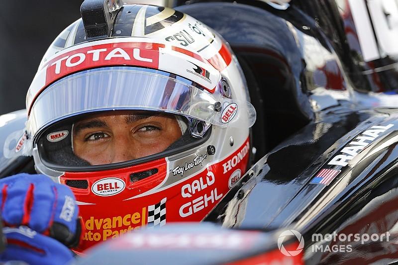 "Rahal ve ""buenos avances"" para IndyCar en pruebas en IMS"