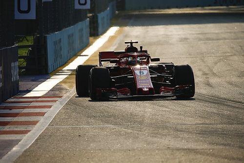 Ergebnis: Formel 1 Singapur 2018, 3. Freies Training